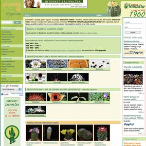 Rare exotic plants home